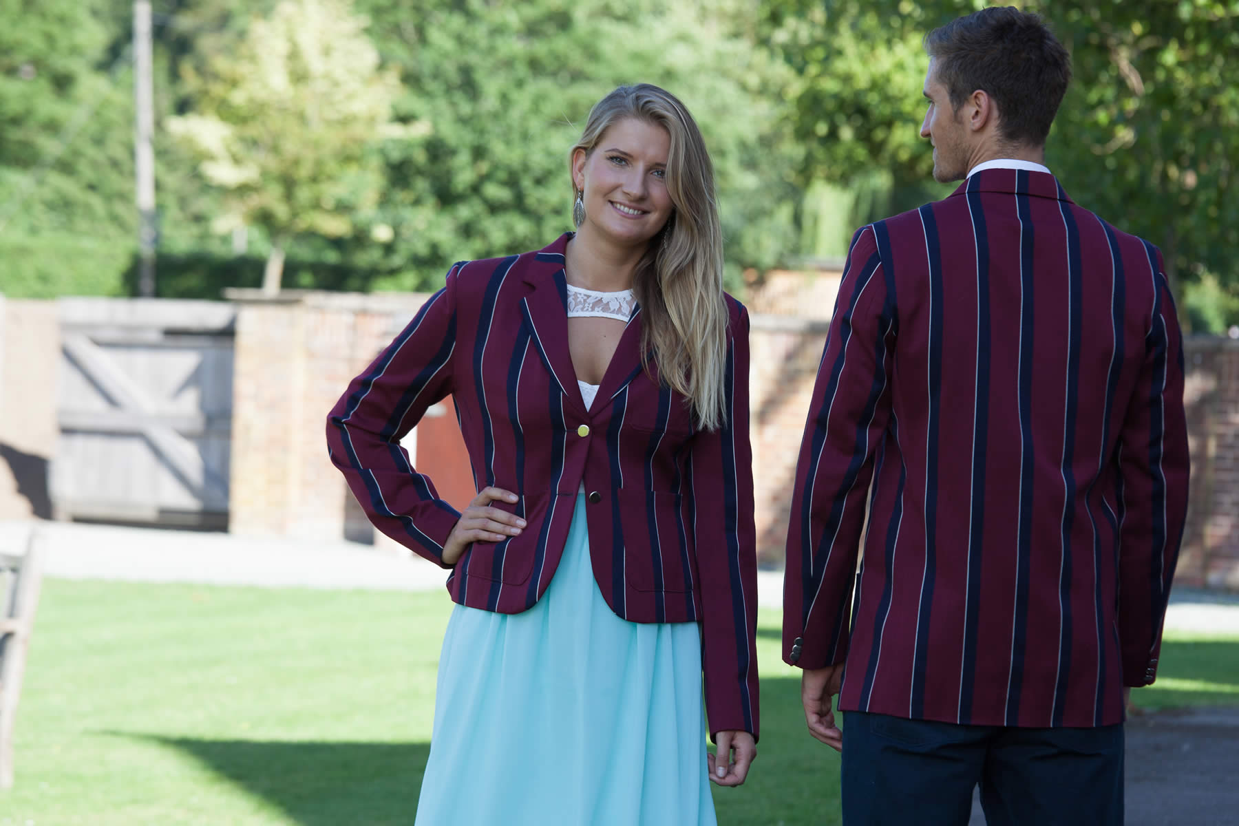 Collier & Robinson, hand-made bespoke blazers and
